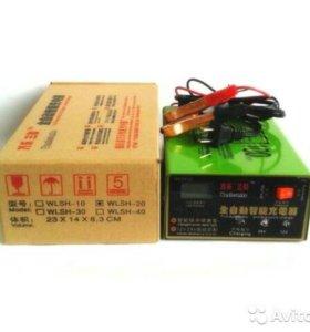 Зарядное устройство для аккумулятора + переходник