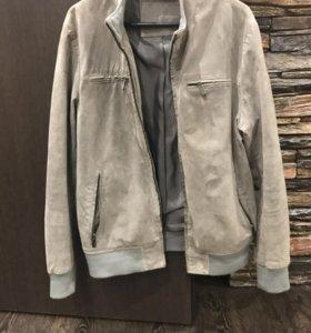 Куртка замшевая Odjji