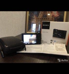 Фотоаппарат Sony DSC-WX350