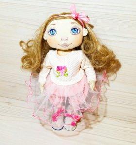 """Текстильная кукла """"Софи"""""""