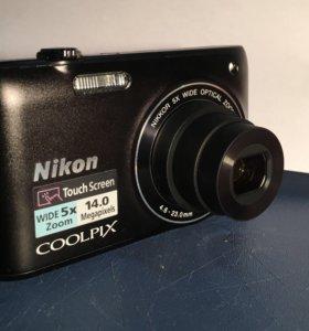 Новый NlKON coolpix s4150