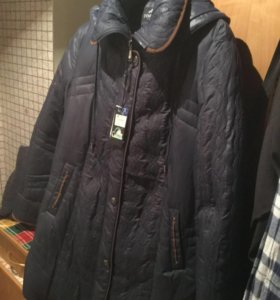 Новая тёплая куртка