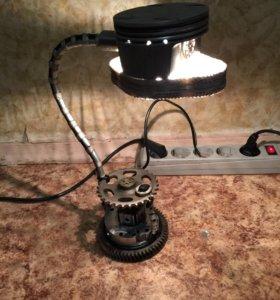 Лампа светильник ночник