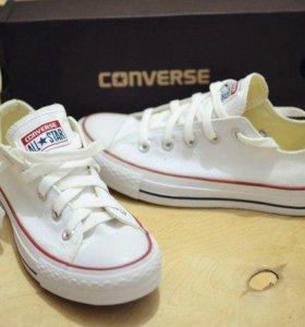Новые Converse All Star  36 размер