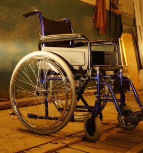 Инвалидное кресло каталка Excel 100 Basic Compact