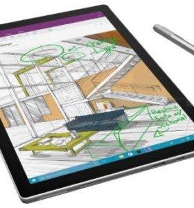 Новый Microsoft Surface Pro 4 i5 4Gb 128Gb