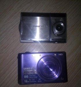 Продам 2 фотоаппарата