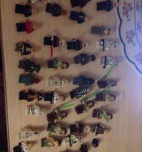 Lego фигурки/набор.