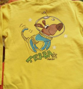 "Яркая футболка ""Pelican"""