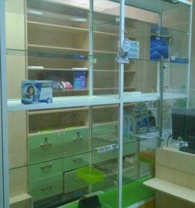 Оборудование для торгового зала ( аптеки)