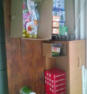 Холодильник и оборудование для кислородных коктейл