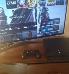 Игровая приставка Sony PlayStation 4 500гб