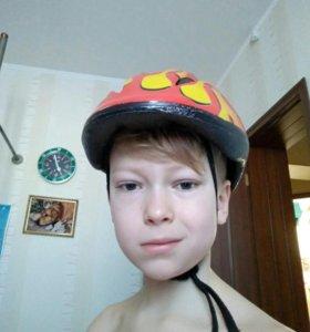 Шлем детский (5-7лет)