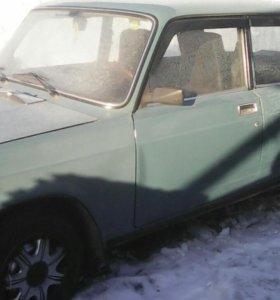 Автомобиль 21074