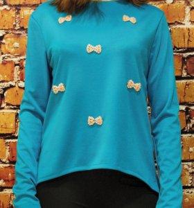 Блуза (размеры: 40-46)