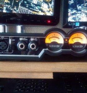 Line 6 Pod Studio UX2 USB-Аудиоинтерфейс (Внешняя