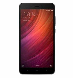 Смартфон Xiaomi Redmi Note 4X 3/32Gb, Android 7.0