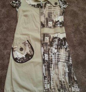 продам платье, размер 50
