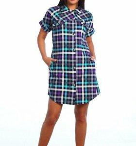 Рубашка -платье