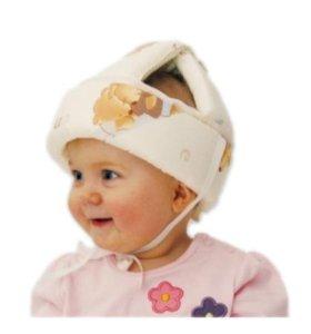 Шлем для ребенка который учится ходить