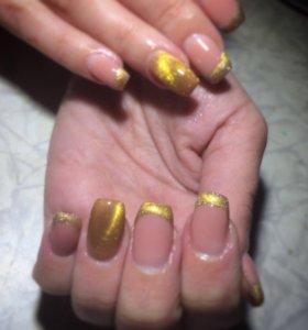 Наращиваниие ногтей