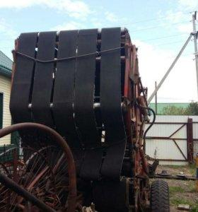 Пресс тракторный