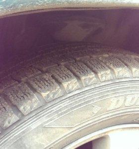 Шины и диски на Subaru Forester