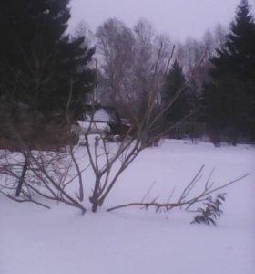 Земельный участок плотниково