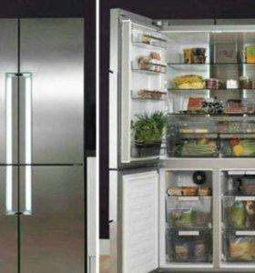 Ремонт.Холодильники,морозильные камеры.