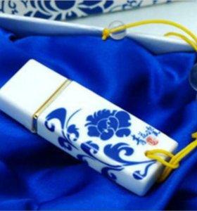 Керамическая USB флешка