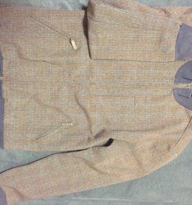 Пиджак ветровка курточка