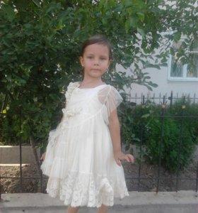 Платье на 5 лет