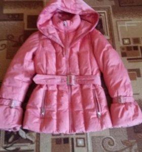 Куртка зимняя 40 - 42р.