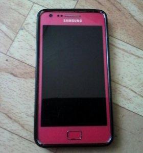 Samsung galaxy SII ,  GT-I9100