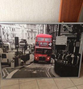 """Фотокартина """"Лондон """""""