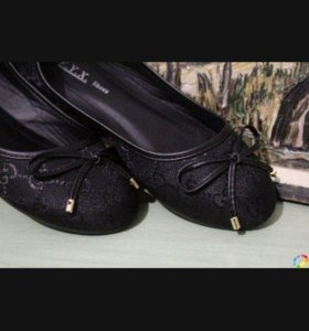 Новые балетки