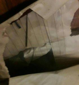 Стекло задней двери на ВАЗ 2109