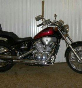 Honda nv600 steed