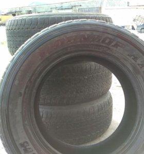 Комплект шин Dunlop grandtrek AT 22 285/60 R18