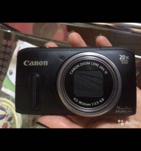 Фотоаппарат  Canon xs240hs