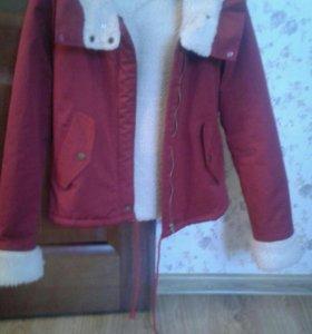 Куртка новая. (Весна)