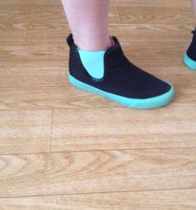 Ботинки - слипоны