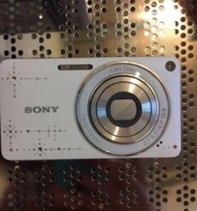 Фотоаппарат Sony w350d