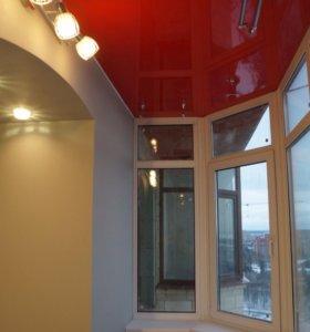 Качественные натяжные потолки