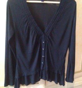 Блузка трикотаж, смотрите профиль!
