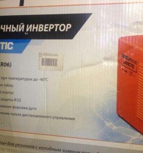Сварочный инвертор ARC 250 (R06)