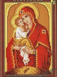 Вышивка икон крестом и бисером