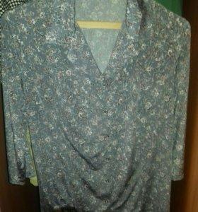 Кофты блузы