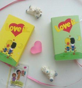 Love is подарок. Мыло ручной работы