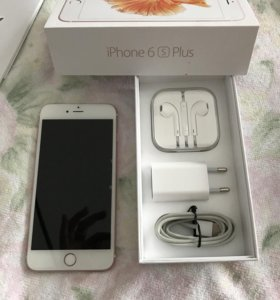 Iphone 6+s 128gb
